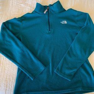 The North Face Jackets & Coats - The North Face Fleece Quarter Zip